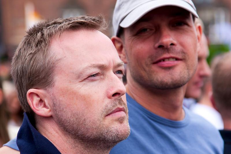 Poul and Henrik