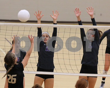 LHS Volleyball @ Frontier League