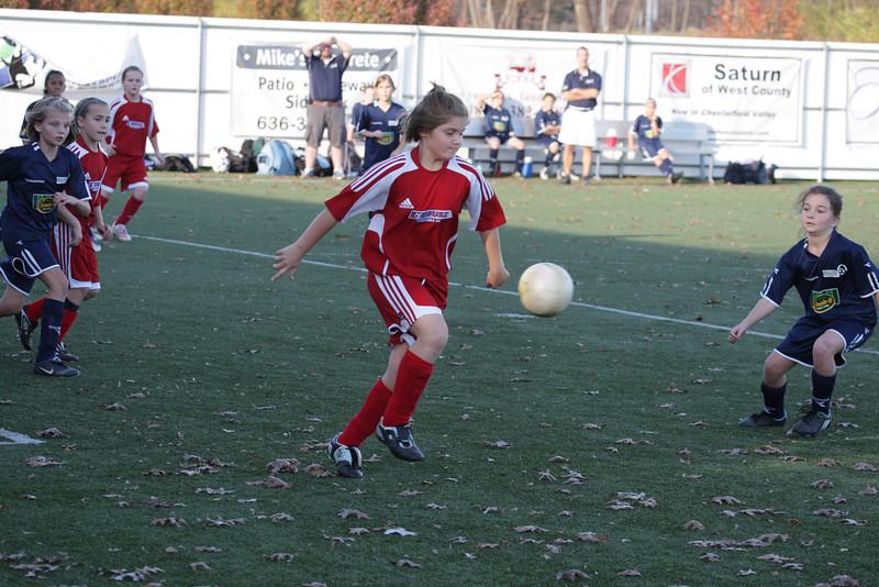 Nov 8 2009 Game @ OMNI