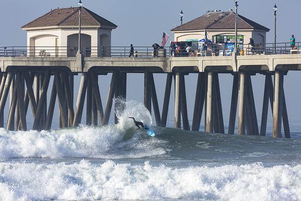 Huntington Beach Pier 01 17 18