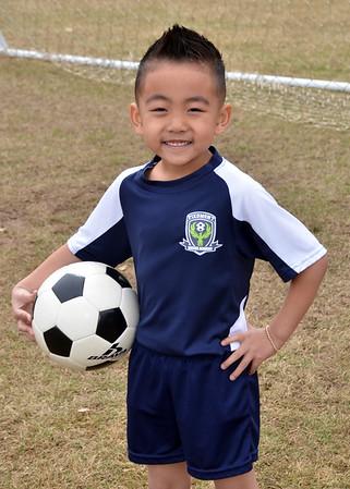Piedmont Soccer Spring 2019