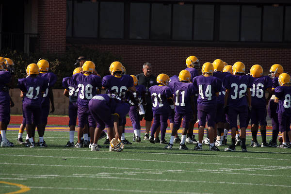 Smith MS vs Everman Sept 27, 2011