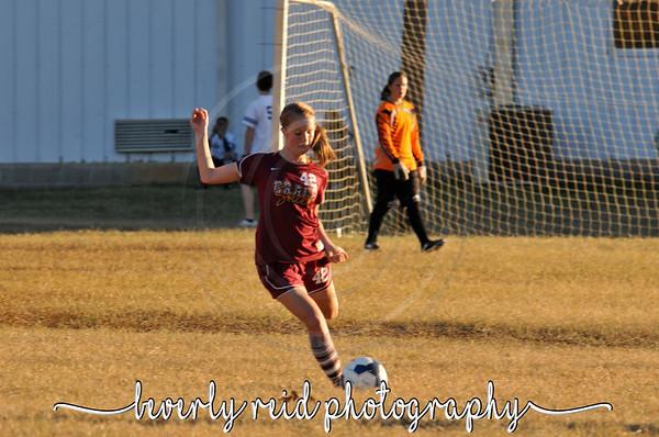2010 110810 Grace vrs. CAS/Spalding (MS Girls Soccer)