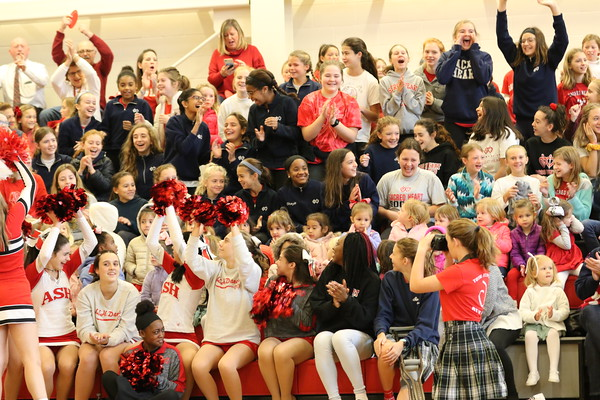 Yearbook Dedication & Pep Rally (11.12.19)