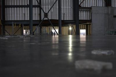 2009-04-04 - Auditorium Construction