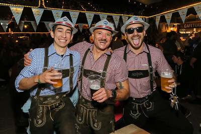 2019 Oktoberfest Weekend 3 (Sept. 27-29)