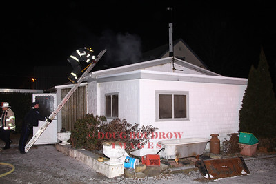 Winthrop, MA - Working Fire, Argyle Street, 1-22-13