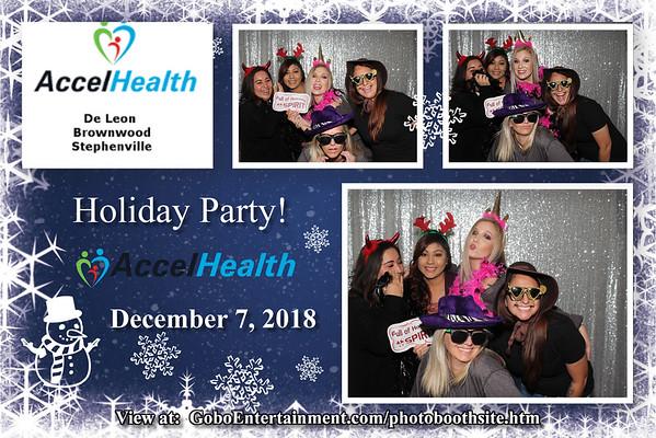 20181207 AccelHealth Holiday Party