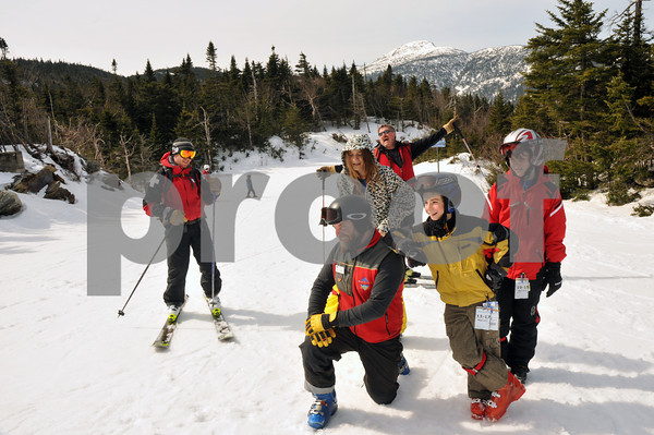 March 12th/13th/14th-GROUP PHOTOS-Ski School