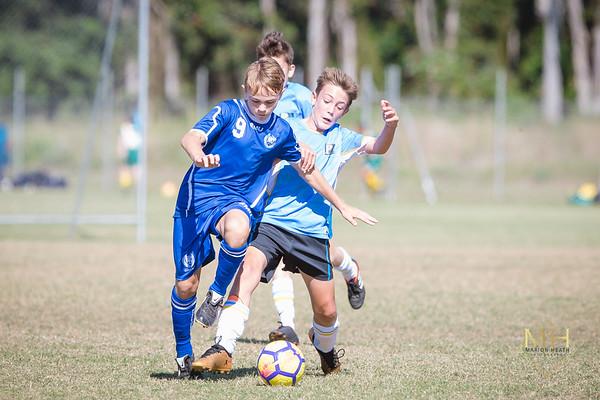 NQ School Boys Soccer 2018