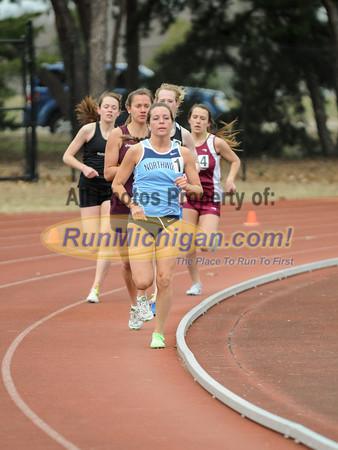 Spartan Invite - 800M Run Women - AM Section