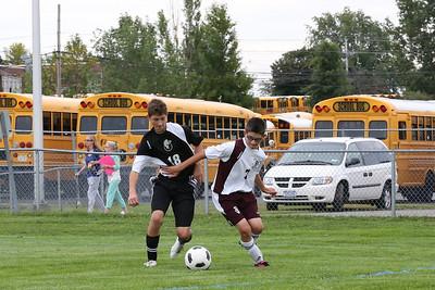 Arcadia v Odyssey boys soccer 9 9 13