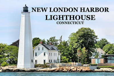 New London Harbor Lighthouse, Connecticut