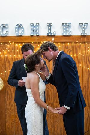 Bamford-Comley Wedding