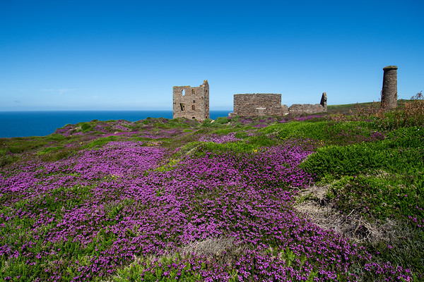 Cornwall, Land's End