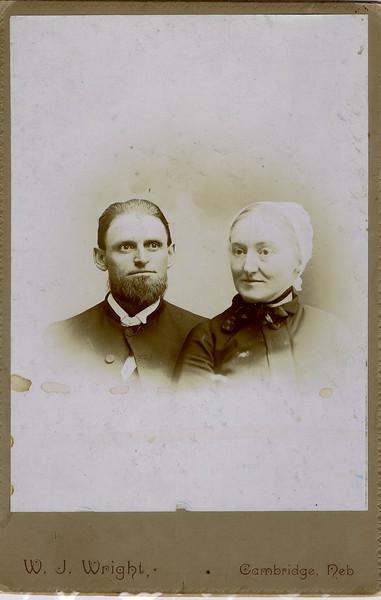 Levi & Mary Eberly Photo Album