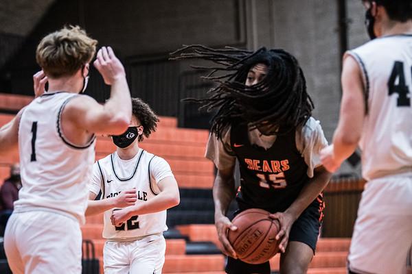 WBL JV Basketball -v- Roseville 2021