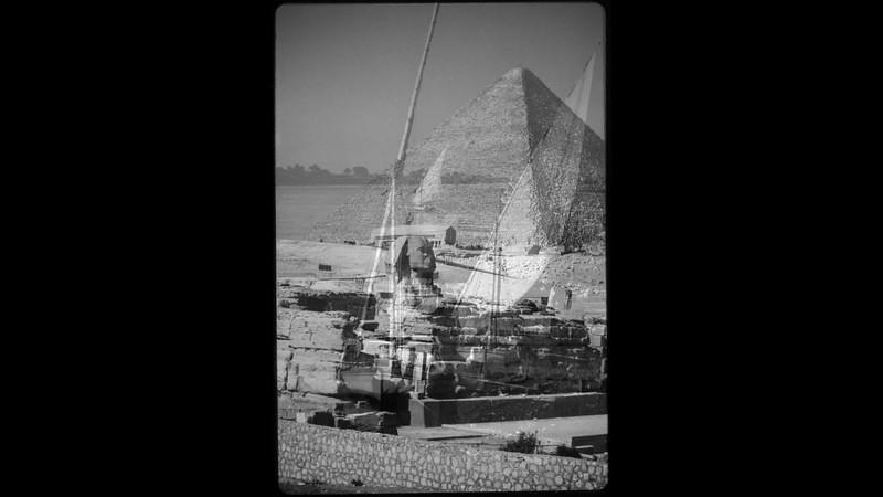 Dwarfed by Time - Egypt 1984