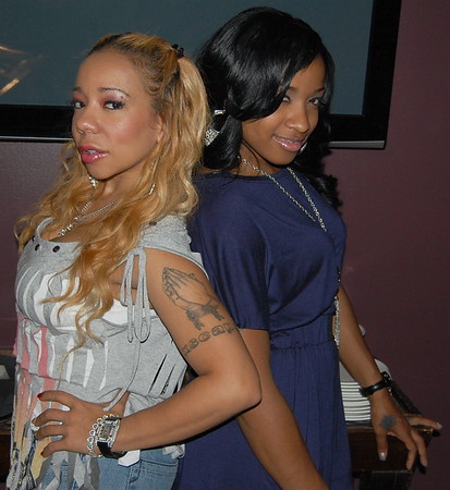The Tiny and Toya Show Premiere @ Straits