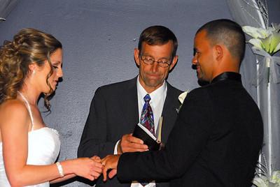 Jennifer & Dirk Thornton Jr Wedding Sept 12, 2010