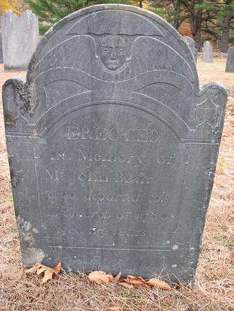 John Blair Grave