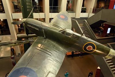 Imperial War Museum, London, 2017