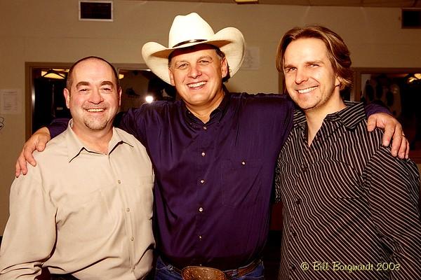 2003 Canadian Finals Rodeo Week in Edmonton