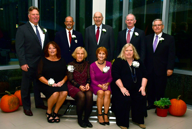 10/11/2018 Mike Orazzi | Staff Honorees during the Bristol Boys & Girls Club's 34th Annual Humanitarian Dinner held at the DoubleTree Hotel Thursday evening.