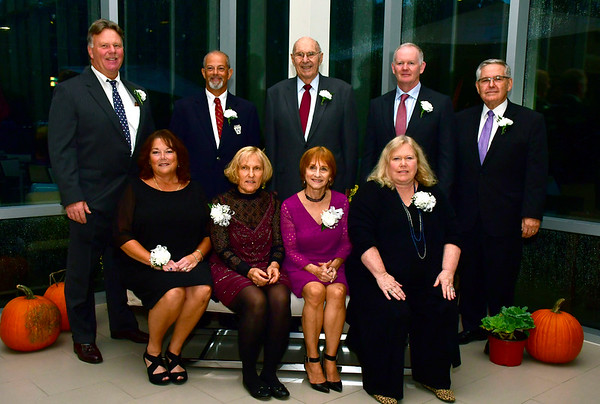 10/11/2018 Mike Orazzi | Staff Honorees during the Bristol Boys & Girls Clubs 34th Annual Humanitarian Dinner held at the DoubleTree Hotel Thursday evening.