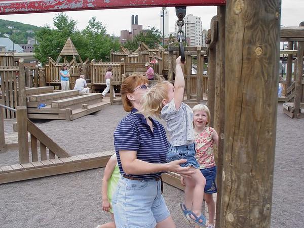 2004 Summer - Playfront Park - Duluth, MN