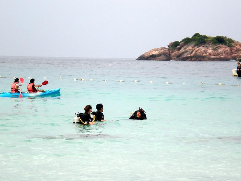 [20080515] Will & Bee Scuba Diving @ Redang (22).JPG