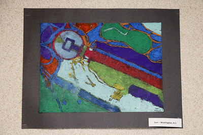 MS 7th-8th Art Abstract Drone Views 10-4-19