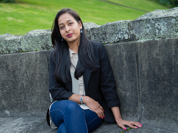 Shruti's Photo Shoot