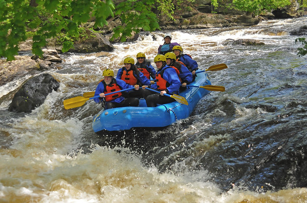 Concord River Rafting 13-May-2018
