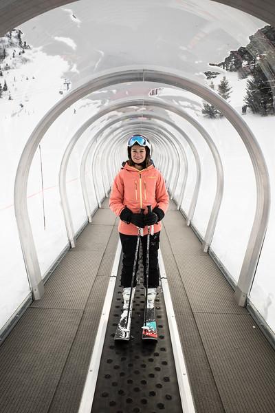Bridger Bowl Ski Trip