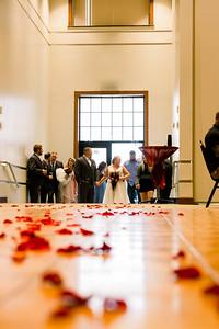 Majors-Calwonsen Wedding