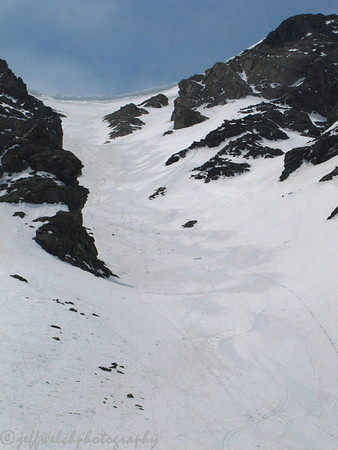Mt. Edwards Skiing 6/1/2011