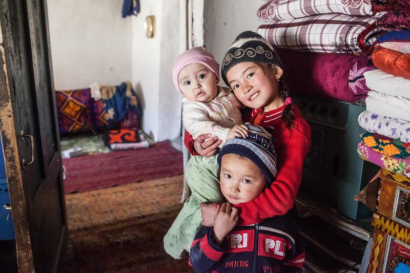 Smile, Tajikistan