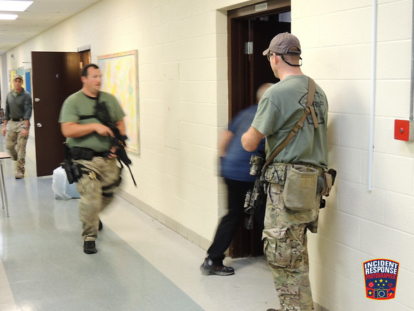 MABAS Division 113 Rescue Task Force Training on September 8, 2015