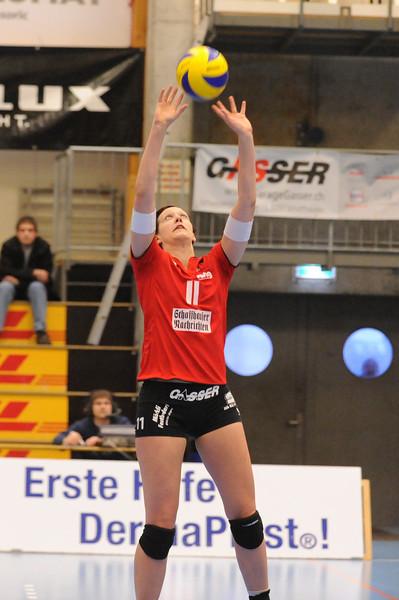 VC Kanti - Volero Zürich 1:3 (Play-off)