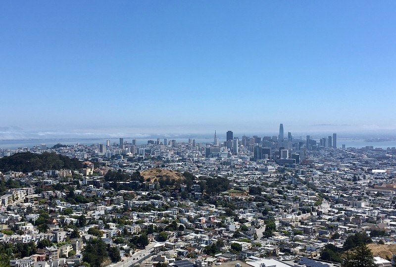 Twin Peaks views