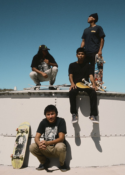 Apache Skate (Bese)