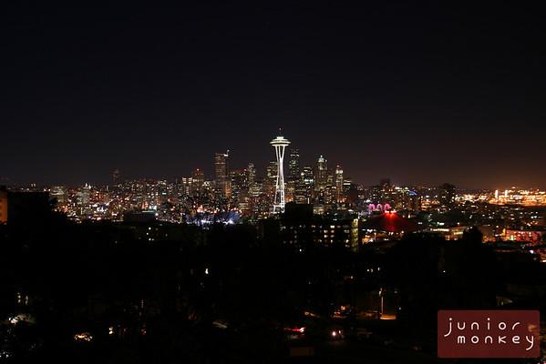10.26.07 - Seattle Skyline