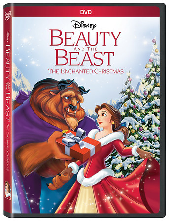 BEAUTY AND THE BEAST: THE ENCHANTED CHRISTMAS comes home for the holidays