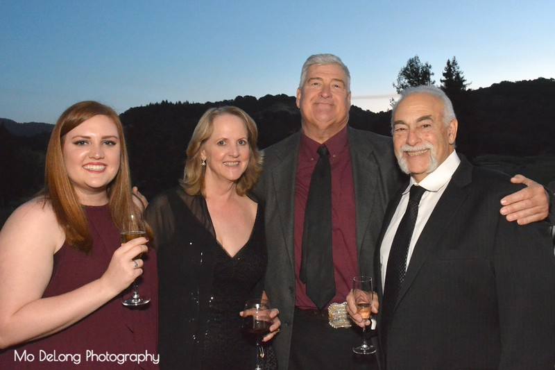 Megan and Rosie Feeney, Michael Pritchard and Richard Cons 49.jpg