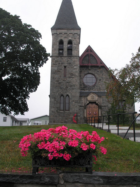 Highland Falls church