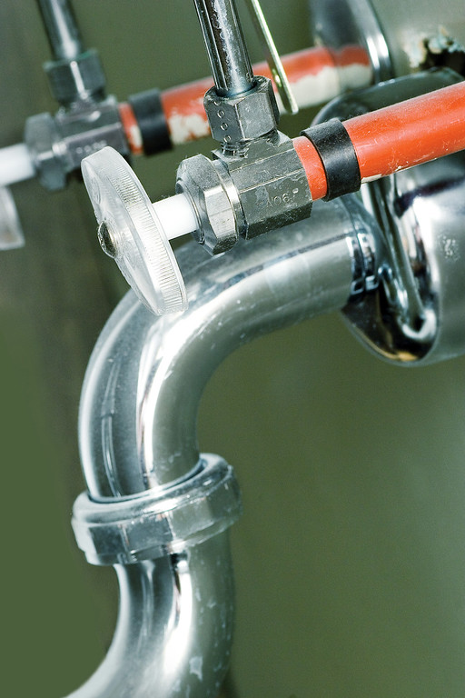 """. Insulate water lines that run along exterior walls. <a href=\""""http://www.news-herald.com/general-news/20160104/tips-for-preventing-frozen-pipes\"""">Get more tips for preventing frozen pipes</a>. (Metro Creative Connection)"""
