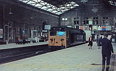 British Railways Western Region Diesel Traction 1970s to 1990s