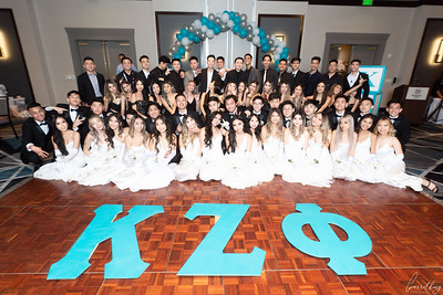 CSULA Kappa Zeta Phi Formals 2020-2021