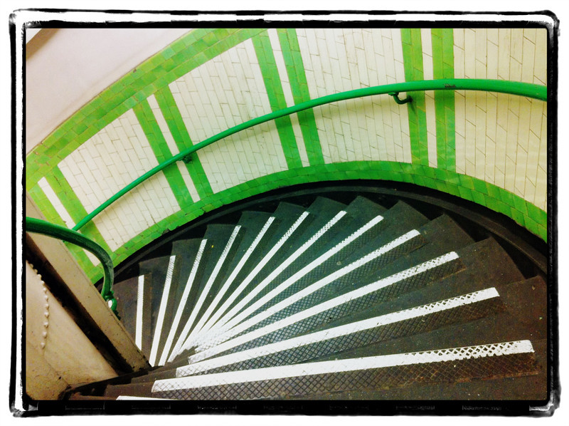 Goodge St Steps